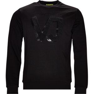 B7GSA7FO Sweatshirt Regular | B7GSA7FO Sweatshirt | Sort