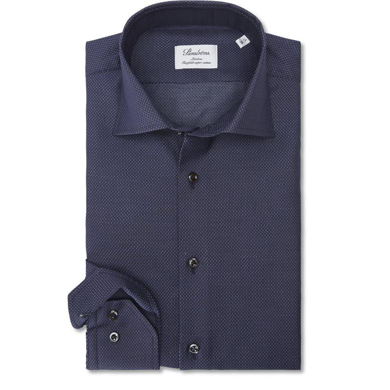 stenströms Stenströms - twofold super cotton skjorte på kaufmann.dk