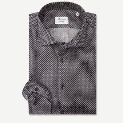 7604 Skjorte 7604 Skjorte | Blå