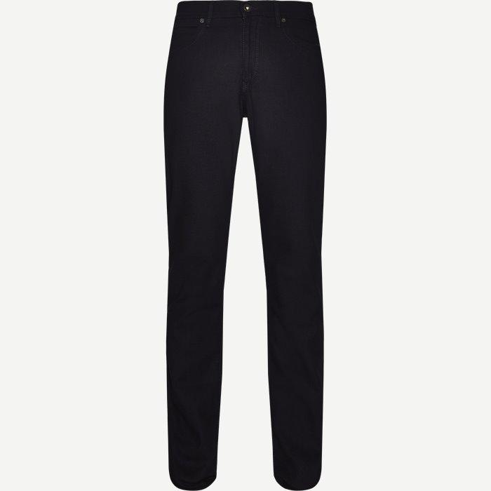 Jeans - Straight fit - Blå