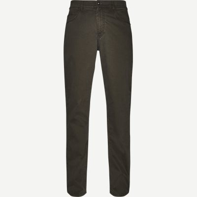 Cooper Fancy Jeans Regular | Cooper Fancy Jeans | Grøn
