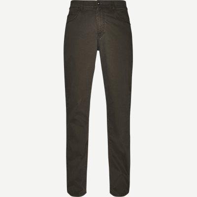 Cooper Fancy Jeans Regular | Cooper Fancy Jeans | Grøn