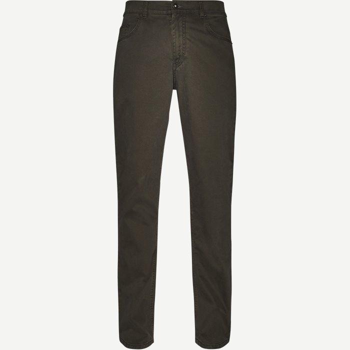 Cooper Fancy Jeans - Jeans - Regular - Grøn
