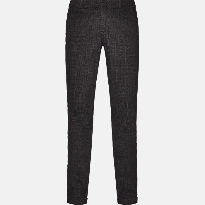 Trousers - Skinny fit - Grey