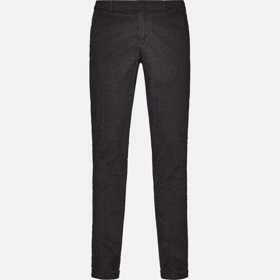 9PN2D4983 CBE210S - Milano Bukser - Bukser - Skinny fit - GRÅ - 1