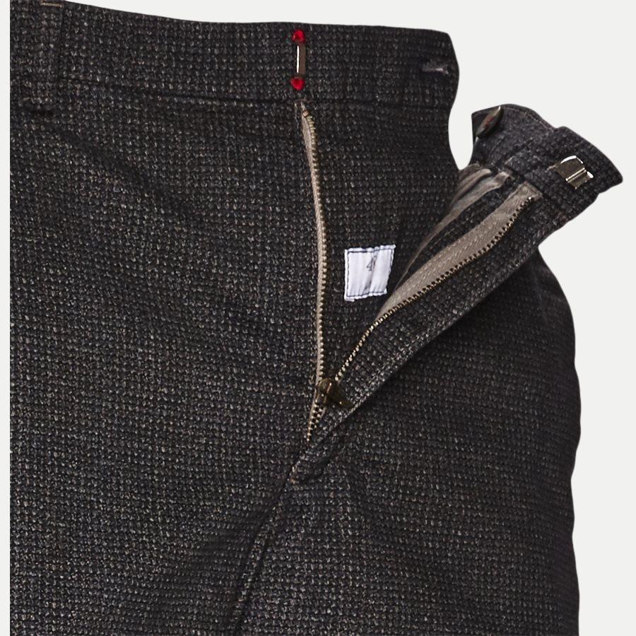 9PN2D4983 CBE210S - Milano Bukser - Bukser - Skinny fit - GRÅ - 4