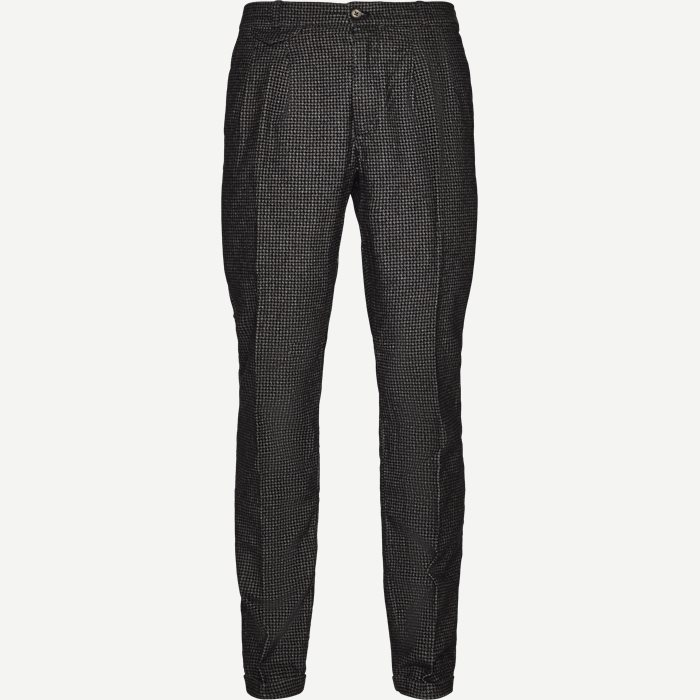 Hosen - Relaxed fit - Grau