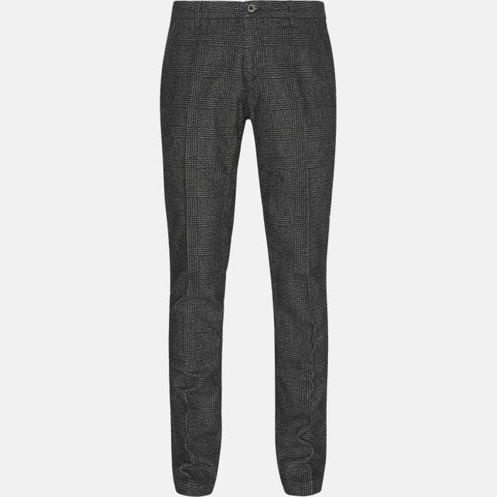 Trousers - Ekstra slim fit - Grey