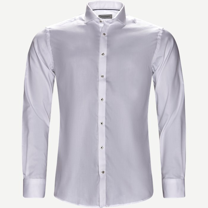 Skjorter - Slim - Hvid