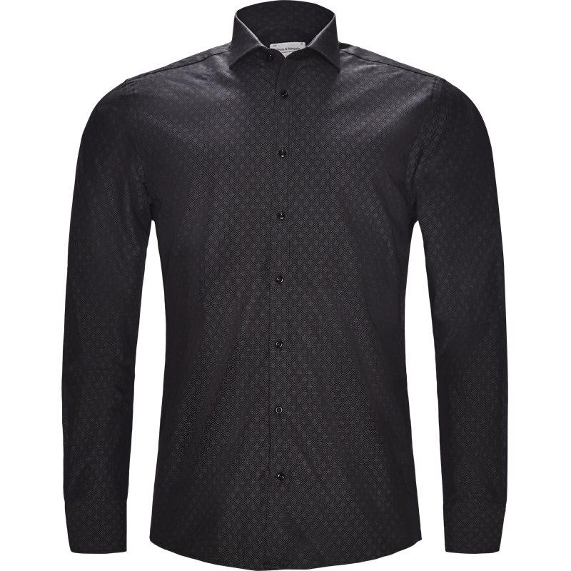 bruun & stengade – Bruun & stengade - george skjorte på kaufmann.dk