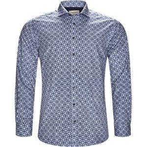 Turner Skjorte Slim | Turner Skjorte | Blå