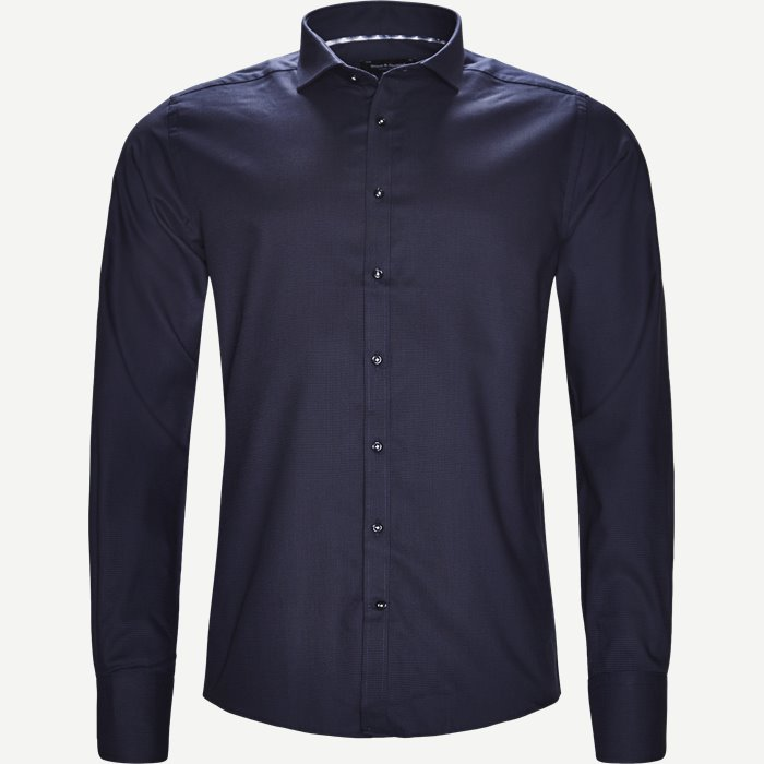 Asensio Skjorte - Skjorter - Modern fit - Blå