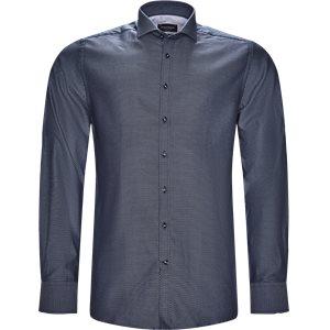 Chamberlain Skjorte Modern fit | Chamberlain Skjorte | Blå