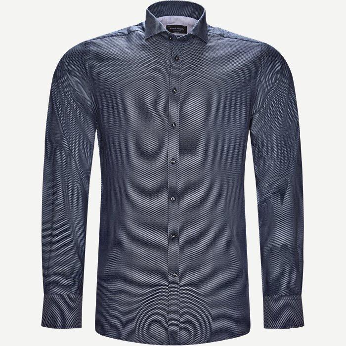 Chamberlain Skjorte - Skjorter - Modern fit - Blå