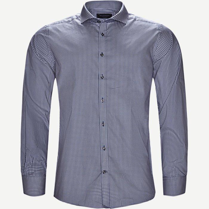 Countinho Skjorte - Skjorter - Modern fit - Blå