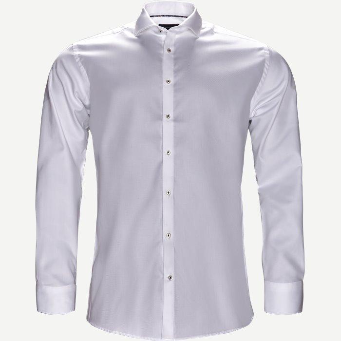 Dybala Skjorte - Skjorter - Modern fit - Hvid