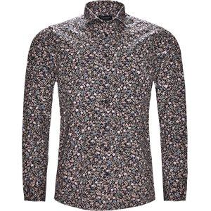 Higuain Skjorte Modern fit | Higuain Skjorte | Blå