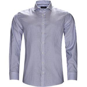 Mariano Skjorte Modern fit   Mariano Skjorte   Blå
