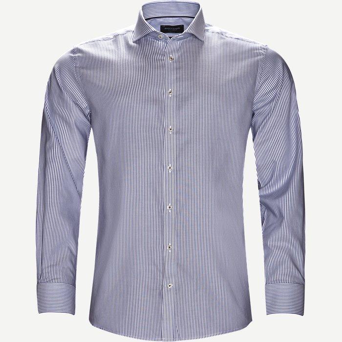 Mariano Skjorte - Skjorter - Modern fit - Blå