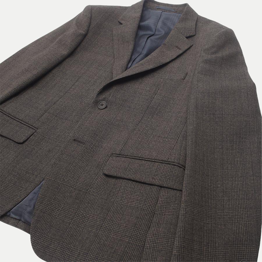 DETROIT - Detroit Blazer - Blazer - Regular - BRUN - 6