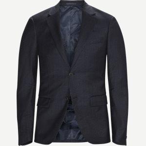 Regular | Blazer | Blau