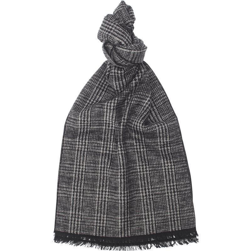 bruun & stengade – Bruun & stengade - silk scarf på kaufmann.dk