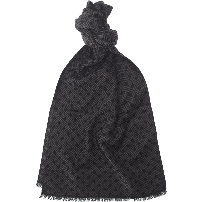 Bruun & stengade - silk scarf fra bruun & stengade fra kaufmann.dk