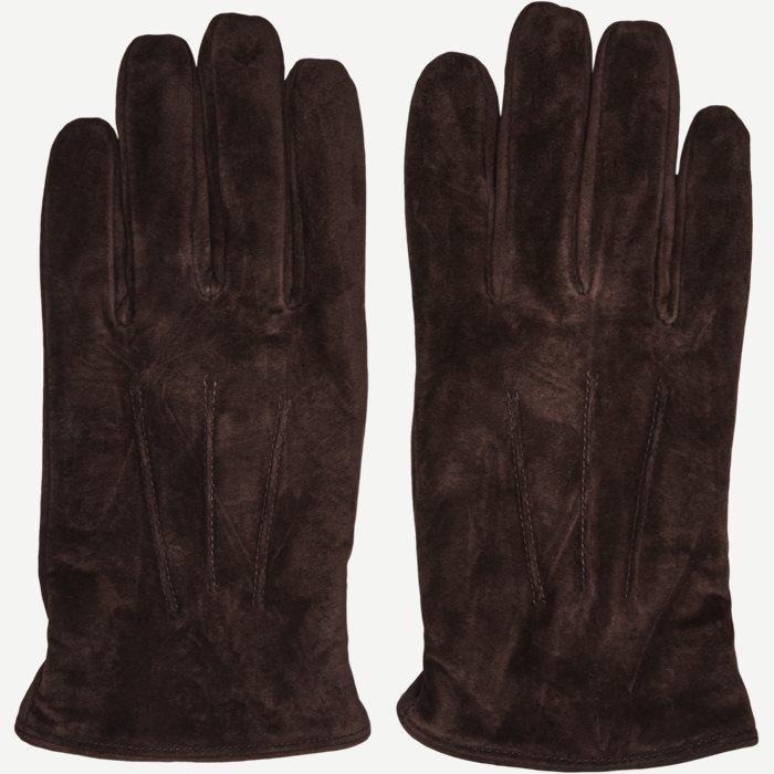 Rizzo Ruskinds Handsker - Handsker - Brun