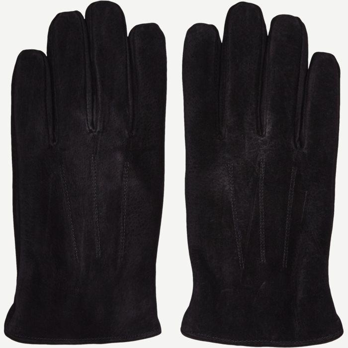 Rizzo Ruskinds Handsker - Handsker - Sort