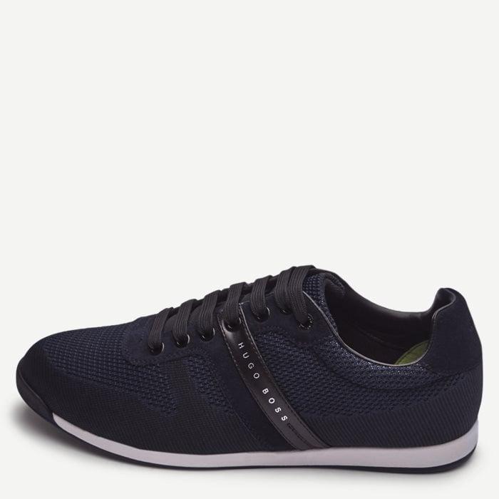 Mazee_Lowp Sneaker - Sko - Blå