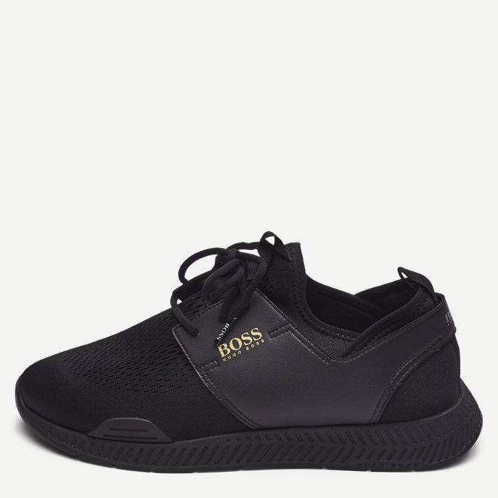 Titanium_Run Sneaker - Sko - Sort