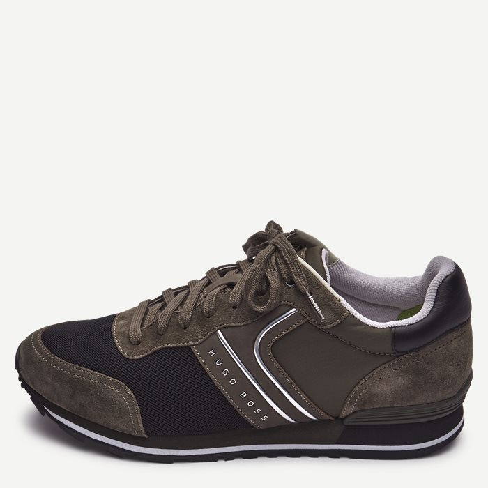 Parkour_Run Sneaker - Sko - Army