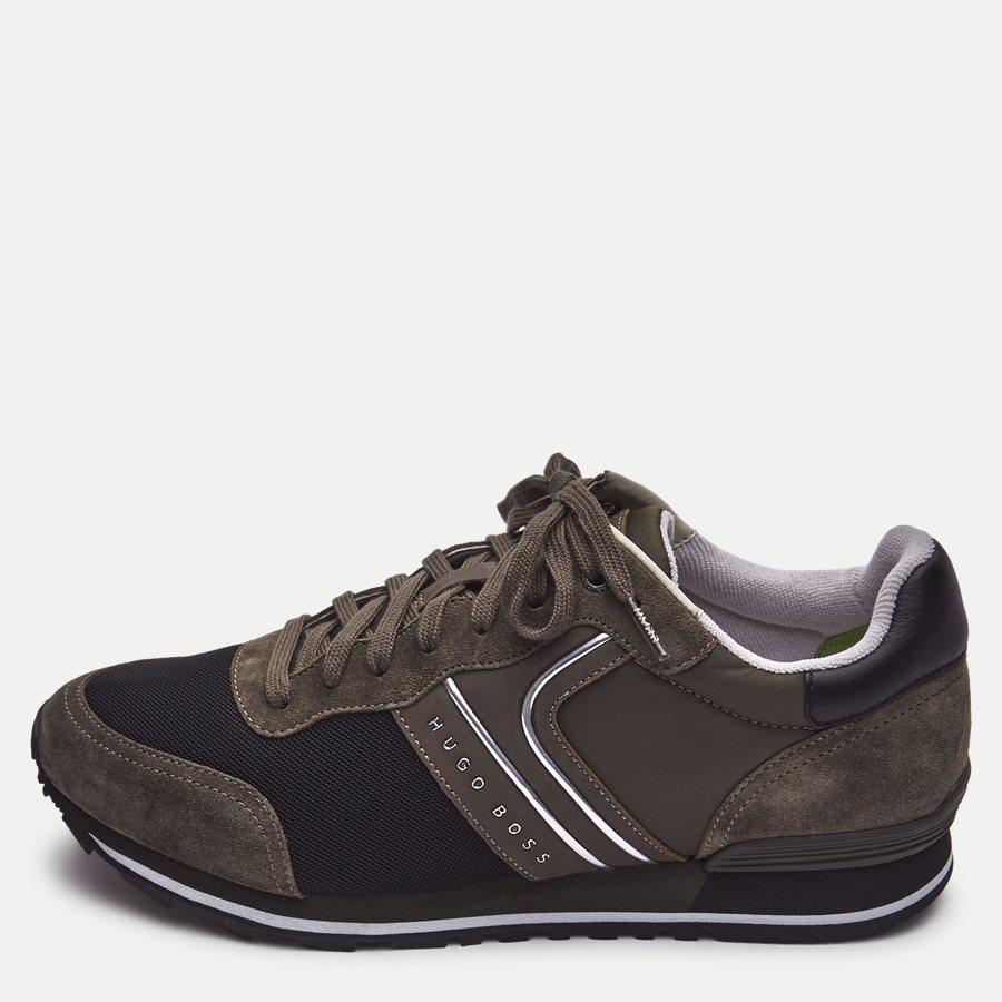 50317133 PARKOUR_RUN - Parkour_Run Sneaker - Sko - OLIVEN - 1