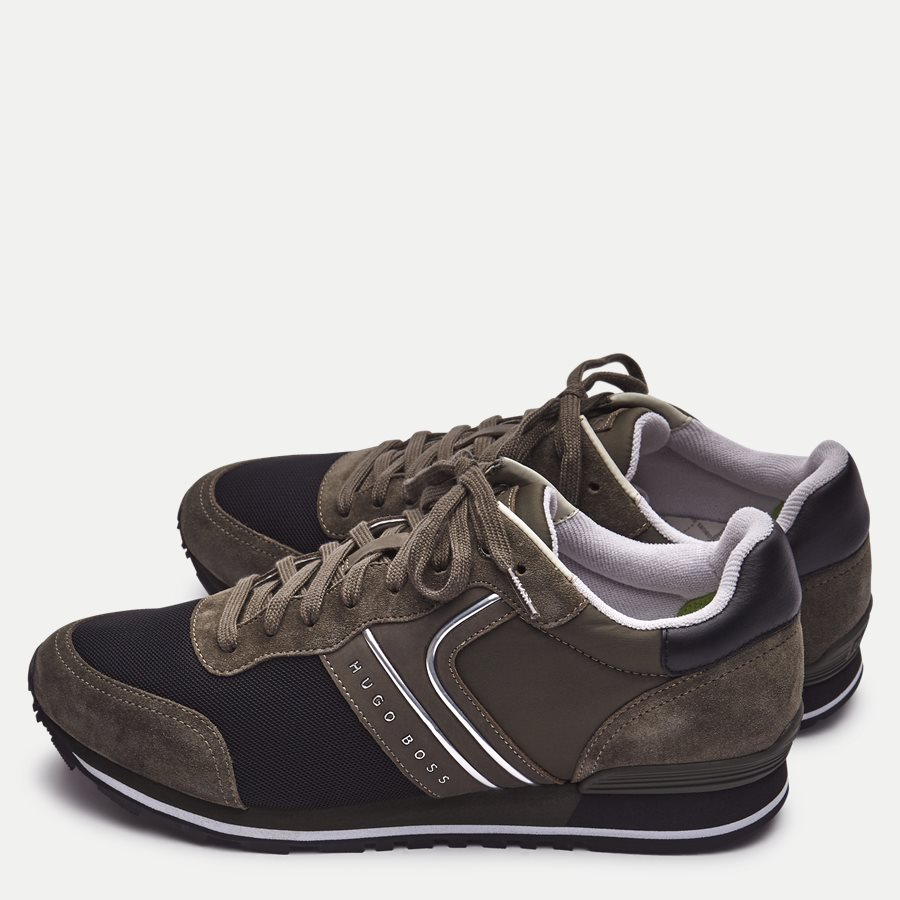 50317133 PARKOUR_RUN - Parkour_Run Sneaker - Sko - OLIVEN - 3