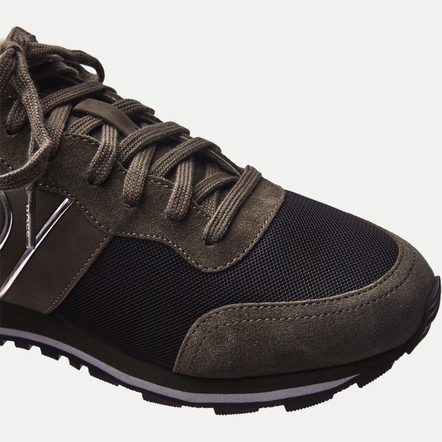 50317133 PARKOUR_RUN - Parkour_Run Sneaker - Sko - OLIVEN - 4