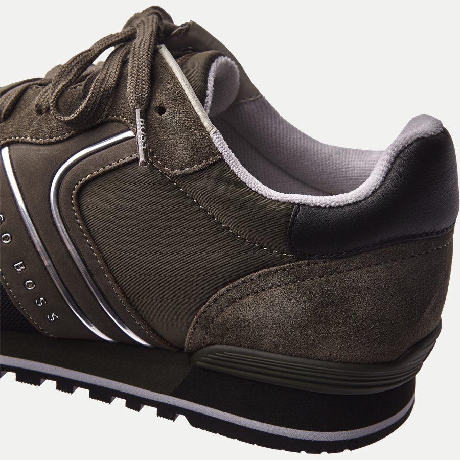 50317133 PARKOUR_RUN - Parkour_Run Sneaker - Sko - OLIVEN - 5