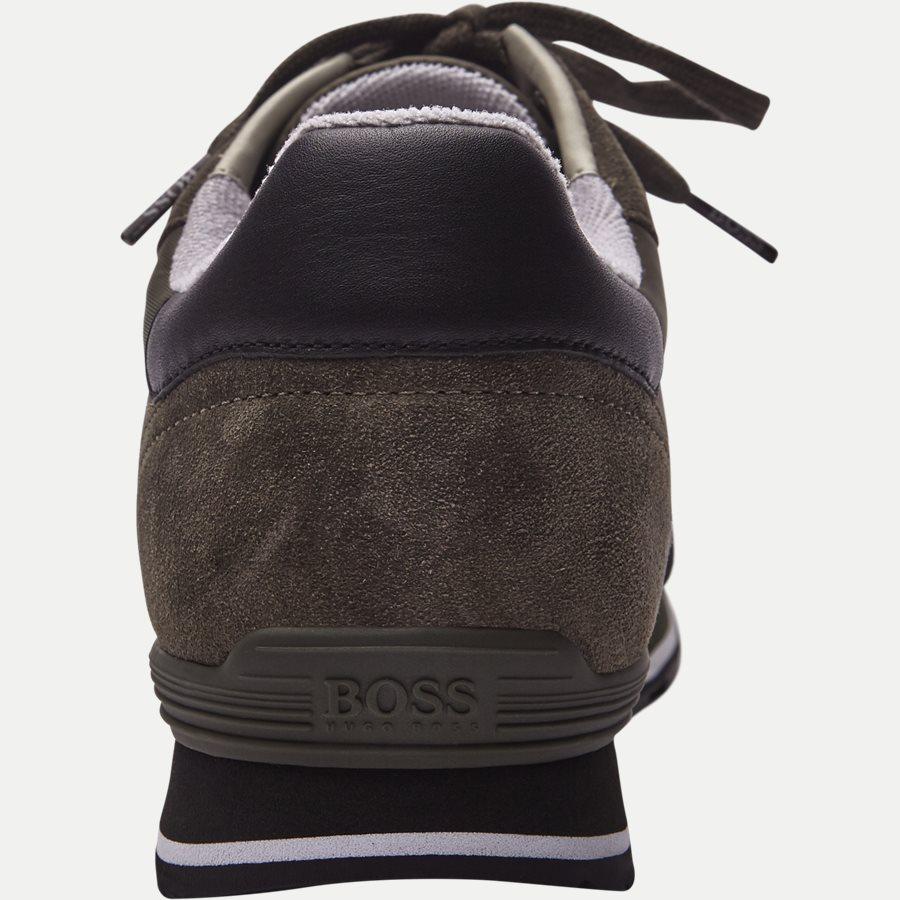 50317133 PARKOUR_RUN - Parkour_Run Sneaker - Sko - OLIVEN - 7