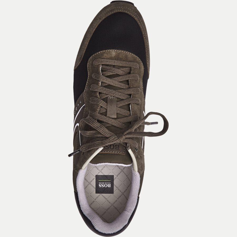 50317133 PARKOUR_RUN - Parkour_Run Sneaker - Sko - OLIVEN - 8