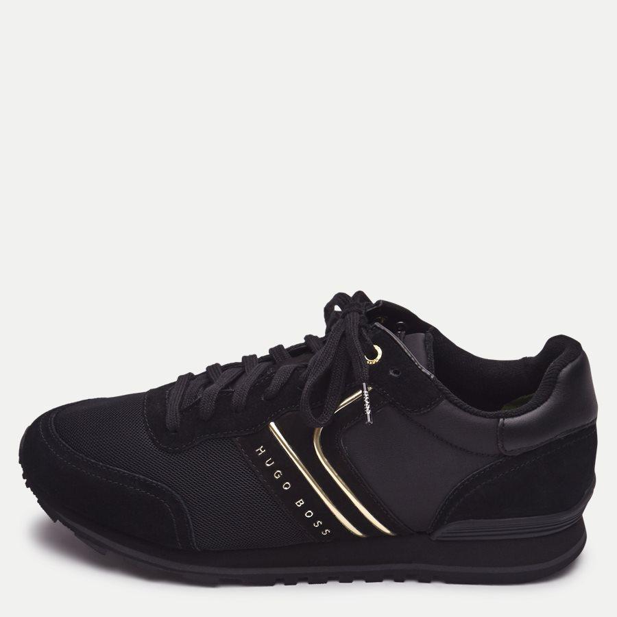 50317133 PARKOUR_RUN - Parkour_Run Sneaker - Sko - SORT - 1