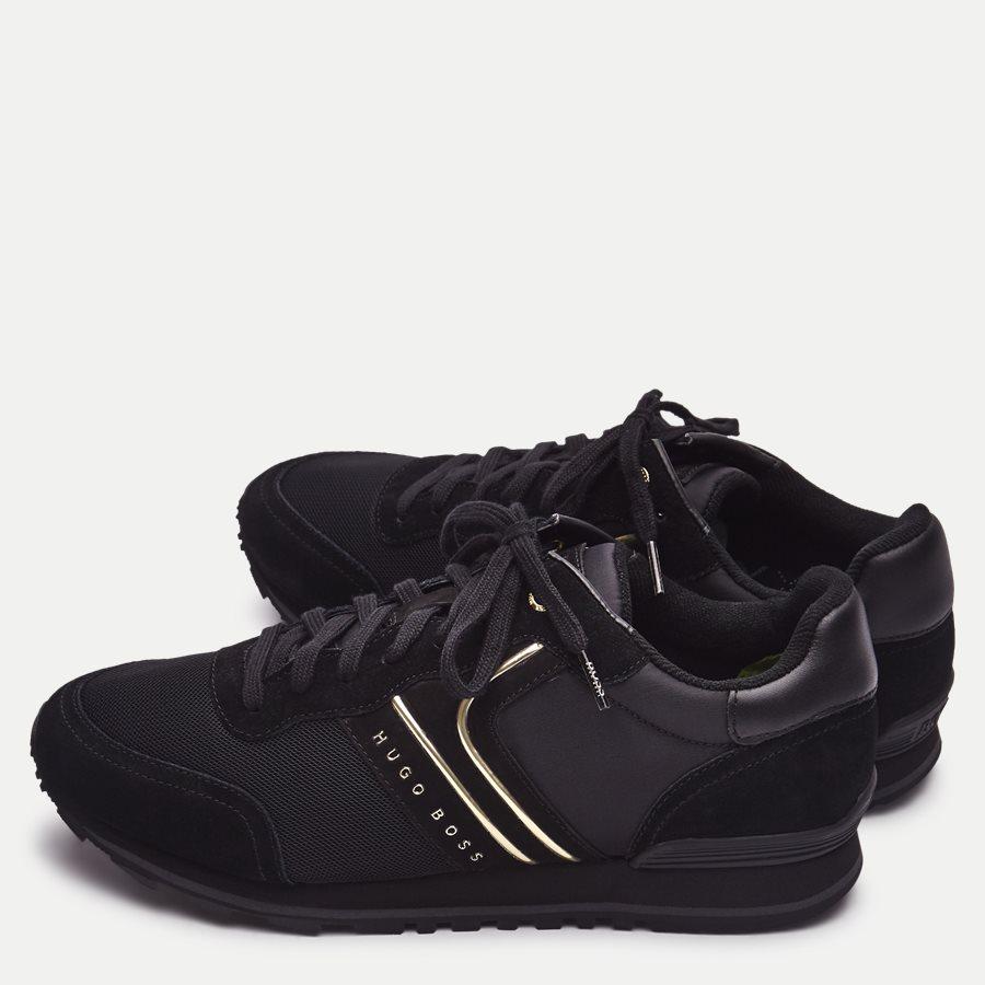 50317133 PARKOUR_RUN - Parkour_Run Sneaker - Sko - SORT - 3