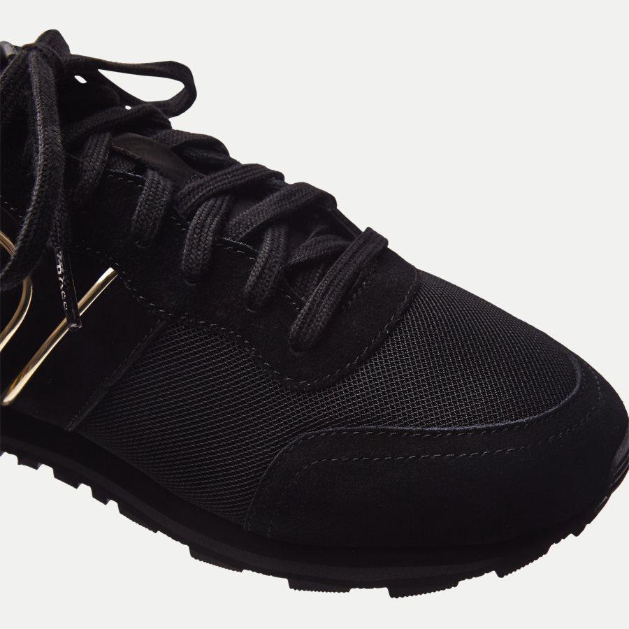 50317133 PARKOUR_RUN - Parkour_Run Sneaker - Sko - SORT - 4