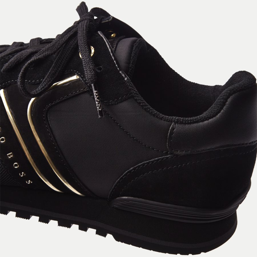 50317133 PARKOUR_RUN - Parkour_Run Sneaker - Sko - SORT - 5