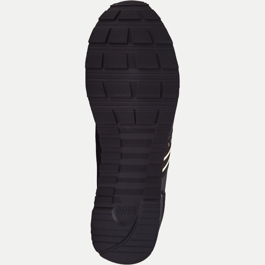 50317133 PARKOUR_RUN - Parkour_Run Sneaker - Sko - SORT - 9