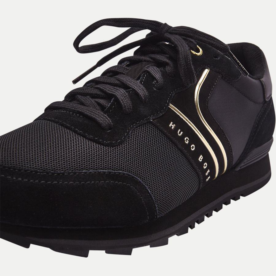 50317133 PARKOUR_RUN - Parkour_Run Sneaker - Sko - SORT - 10