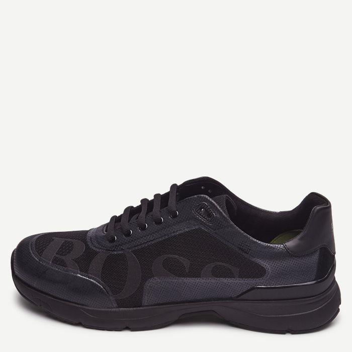 Velocity_Run Sneaker - Sko - Sort