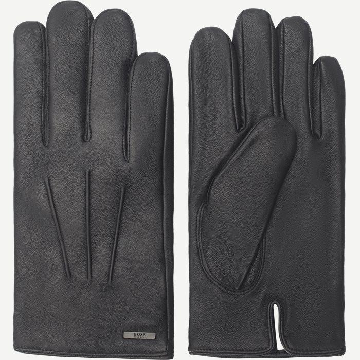 Hainz2 Handsker - Handsker - Sort