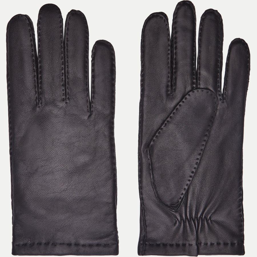 50394138 KRANTON2 - Kranton2 Handsker - Handsker - SORT - 1