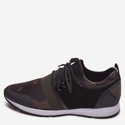 Hybrid_Run Sneaker Hybrid_Run Sneaker | Army