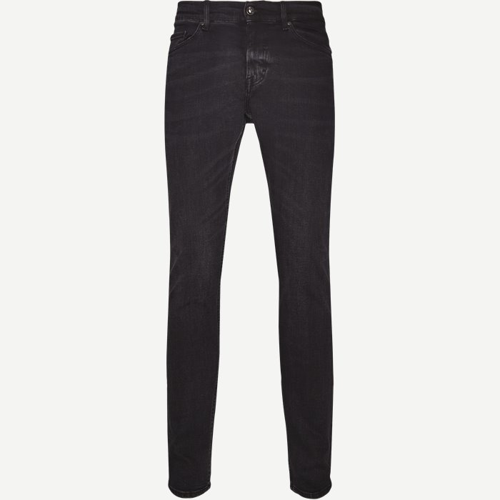 Evolve Jeans - Jeans - Slim - Sort