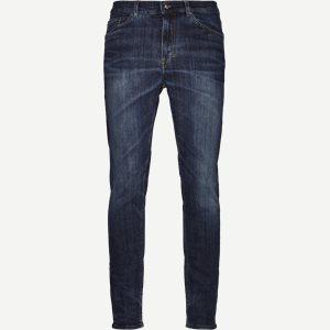 Slim   Jeans   Jeans-Blau